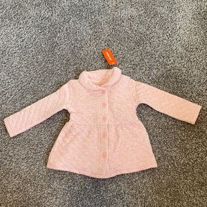 Quilted Jacket Size 12-18 Months NWT